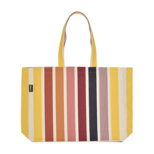 Tote bag GARLIN OCRE