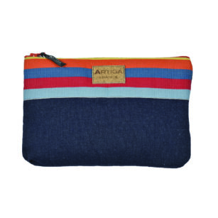 Trousse en jean pour sac à main MAULEON
